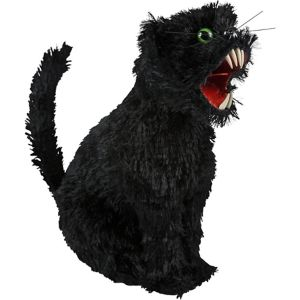 Evil Furry Black Cat