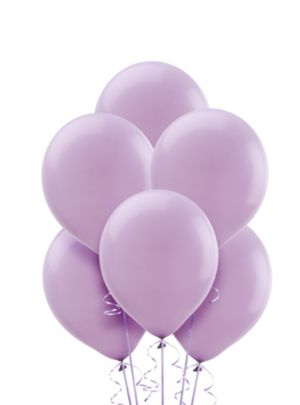 Lavender Balloons 20ct