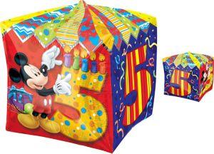 5th Birthday Mickey Mouse Balloon - Cubez