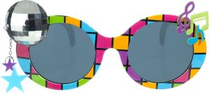 Disco 70s Sunglasses