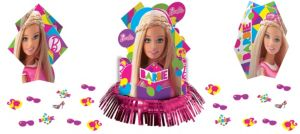 Barbie Table Decorating Kit 23pc