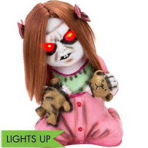 Baby Girl Zombie