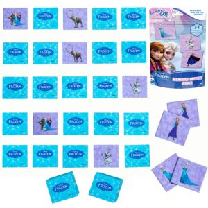 Frozen Memory Match Game Bag