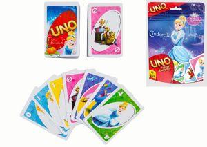 Cinderella UNO Game Bag