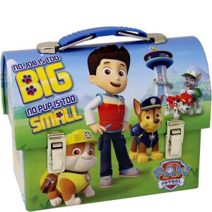 Mini PAW Patrol Tin Box