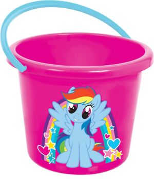 Rainbow Dash Treat Bucket - My Little Pony