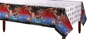 Star Wars 7 The Force Awakens Table Cover
