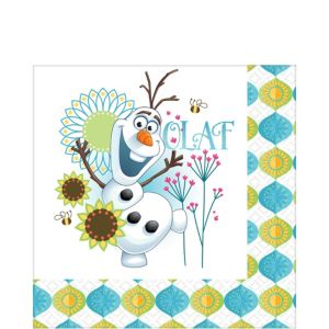 Frozen Fever Lunch Napkins 16ct
