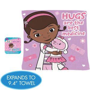 Doc McStuffins Grow Towel