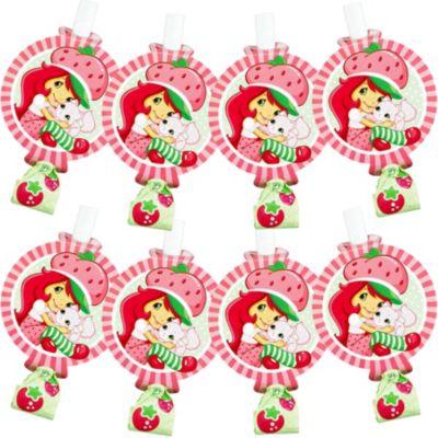 Strawberry Shortcake Blowouts 8ct