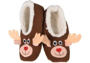 Reindeer Slipper Shoes