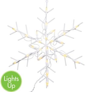 Light-Up Snowflake