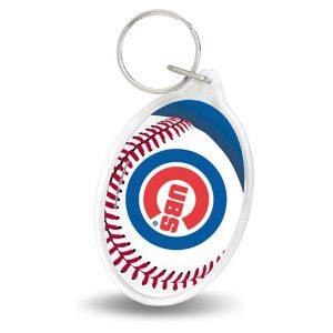 Chicago Cubs Keychain