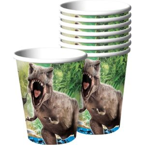 Jurassic World Cups 8ct
