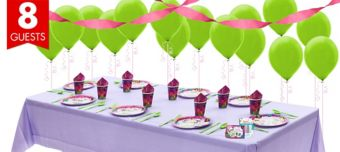 Keep Flying Tinker Bell Basic Party Kit for 8 Guests