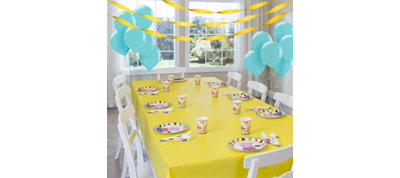 Peppa Pig Basic Party Kit for 8 Guests