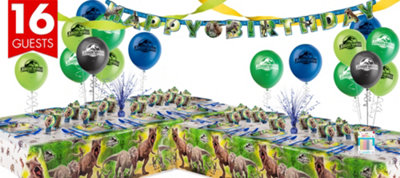 Jurassic World Party Supplies Deluxe Party Kit