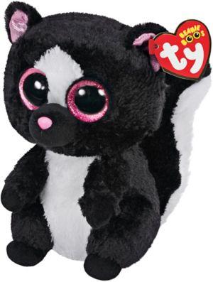 Flora Beanie Boo Skunk Plush