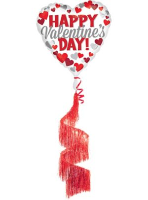 Happy Valentine's Day - Fringe Tail