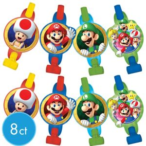 Super Mario Blowouts 8ct
