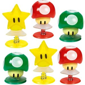 Super Mario Pop-Ups 6ct