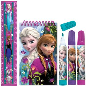 Frozen Stationery Set 5pc