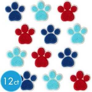 PAW Patrol Icing Decorations 12ct