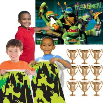 Teenage Mutant Ninja Turtles Fun & Games Kit