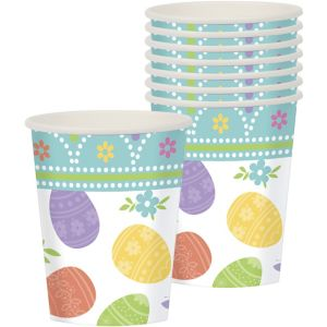 Egg-citing Easter Cups 8ct