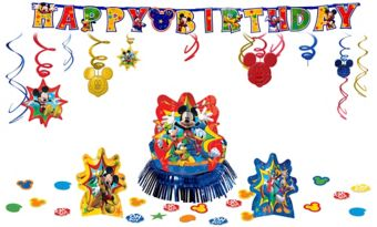 Mickey Mouse Decorating Kit