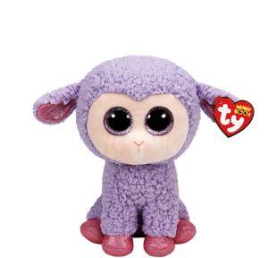 Lavender Beanie Boo Lamb Plush
