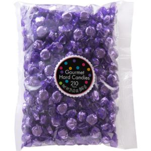 Purple Hard Candies 210pc