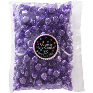 Purple Hard Candies 210pc