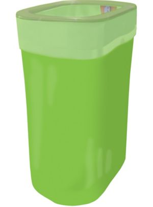 Kiwi Green Pop-Up Trash Bin