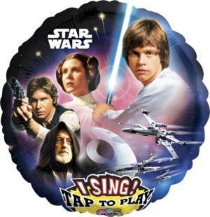 Star Wars Balloon - Singing