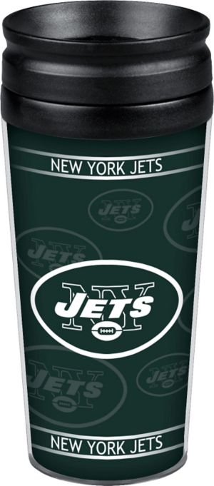 New York Jets Travel Mug