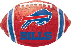 Buffalo Bills Balloon - Football