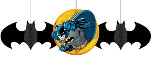 Batman Honeycomb Balls 3ct