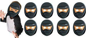 Ninja Masks 8ct