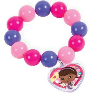 Doc McStuffins Bead Bracelet