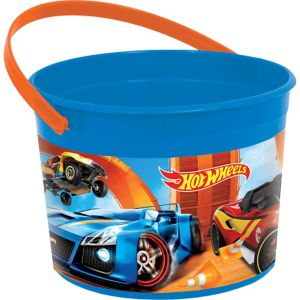Hot Wheels Favor Container