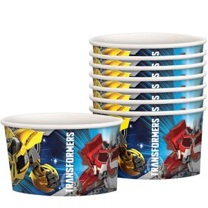 Transformers Treat Cups 8ct