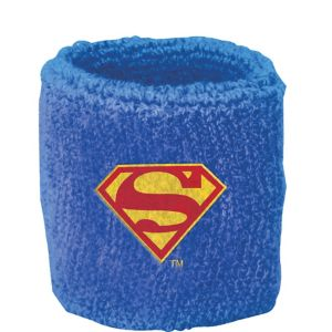 Superman Sweatbands 4ct