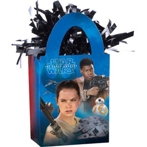 Star Wars 7 The Force Awakens Balloon Weight
