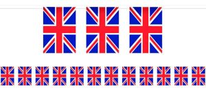 Union Jack Flag Pennant Banner - Great Britain