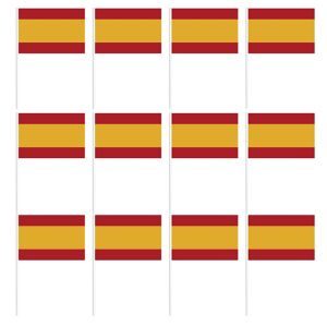 Spanish Flags 12ct