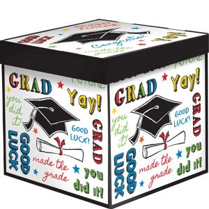 Multicolor Graduation Gift Box