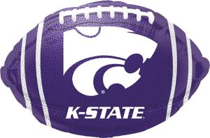 Kansas State Wildcats Balloon - Football