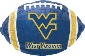 West Virginia Mountaineers Balloon - Football