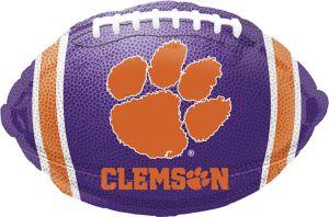 Clemson Tigers Balloon - Football
